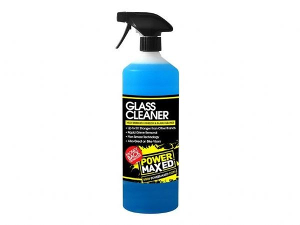 Power Maxed Window Glass Cleaner